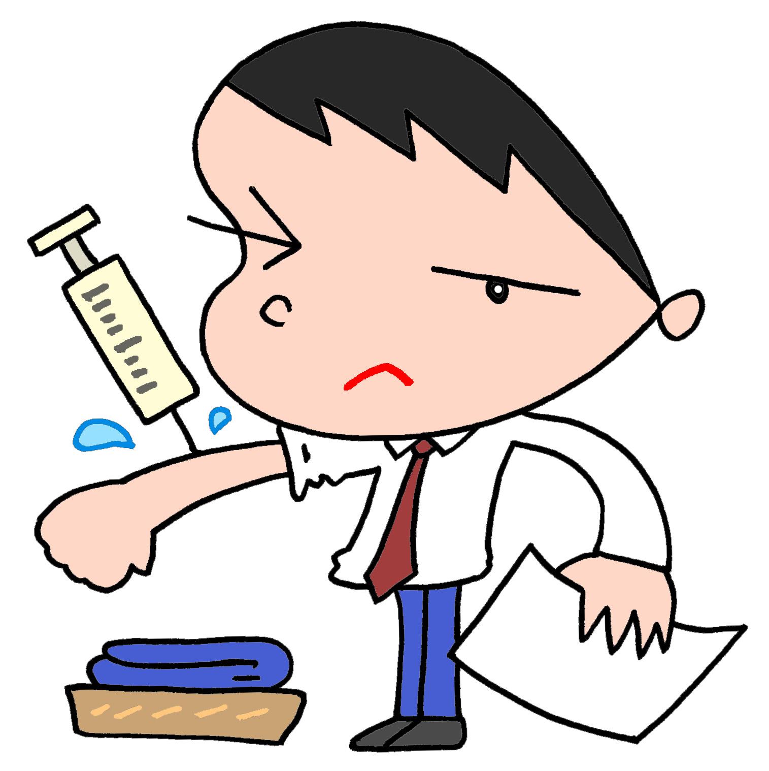 乳幼児突然死症候群の原因はワクチンだ