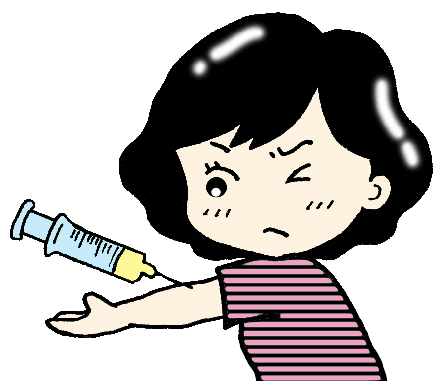 子宮頸癌ワクチンで人生が壊された少女