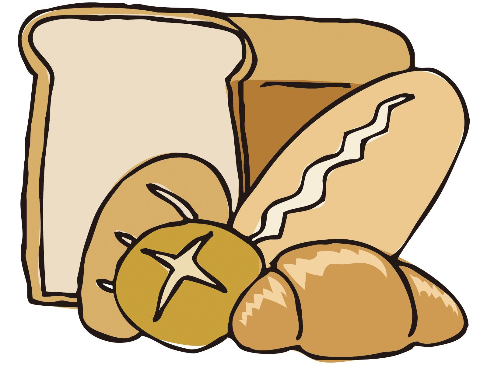 乳がん患者の8割は朝、パンを食べている