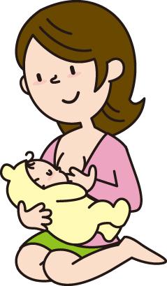 母乳で育てると子供の頭(思考力)が良くなる