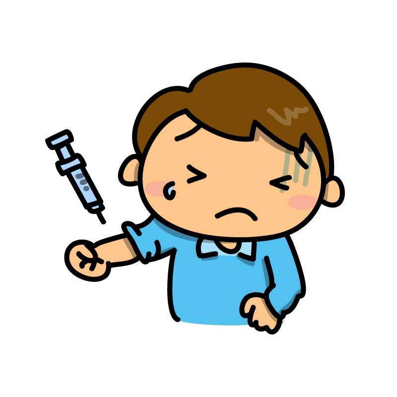 男にも子宮頸癌ワクチンって(笑)