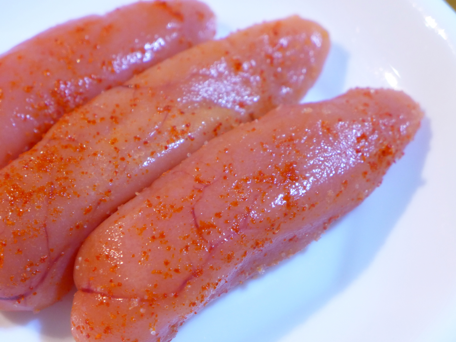 コンビニのタラコ、明太子のおにぎりやスパゲッティーは食べてはいけない