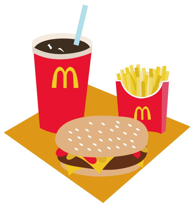 マクドナルドのポテトのトランス脂肪酸を検査機関で調査