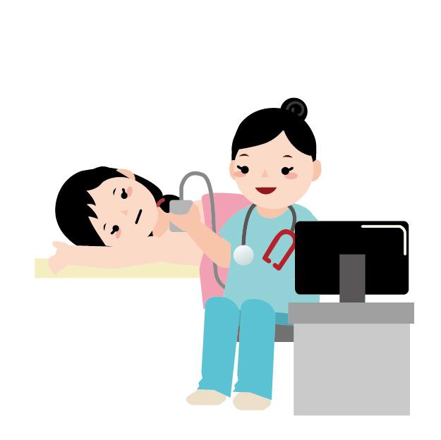 乳がん体験記 原さん編②乳腺外科の超音波検査で5ミリの癌発見