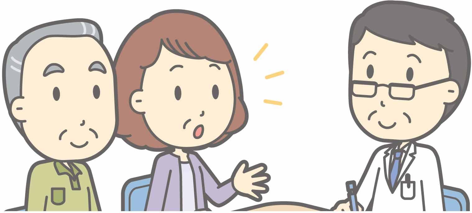 乳がん体験記 原さん編⑦]家族への告知といよいよ入院