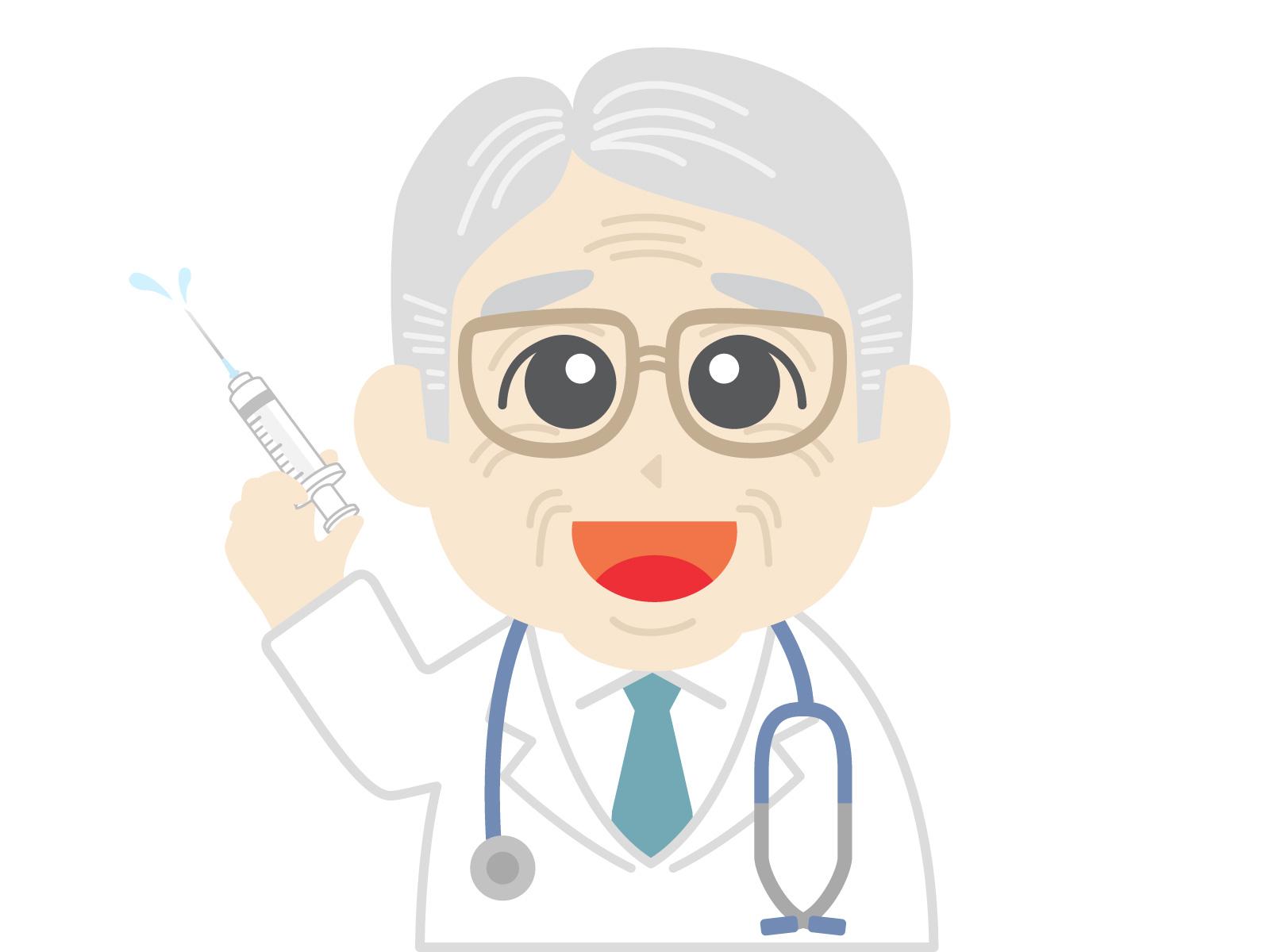 インフルエンザワクチンの副作用が1か月続く(体験記)