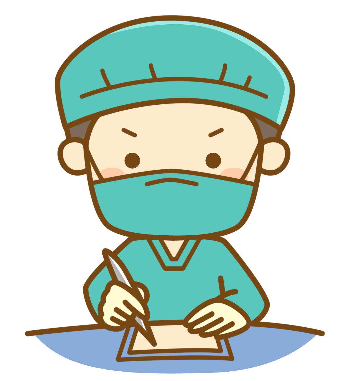 乳ガン治療の方針のことで医師と喧嘩に。切るか切らないか