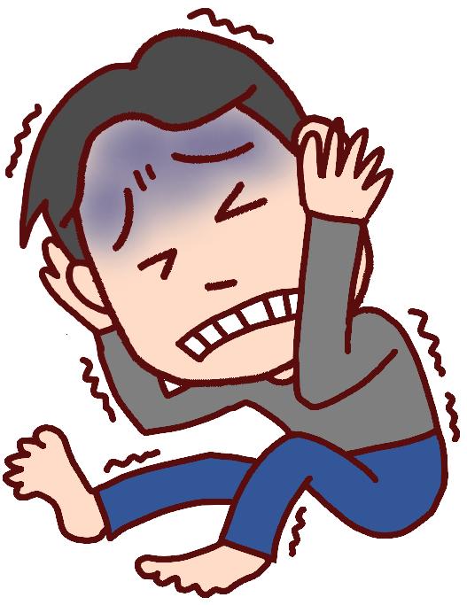 抗不安薬の離脱症状により1か月の休職。覚せい剤の禁断症状と同じ