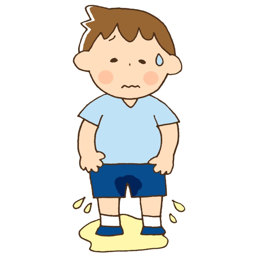 抗うつ薬の副作用でお漏らし。恥ずかしくて歩けません