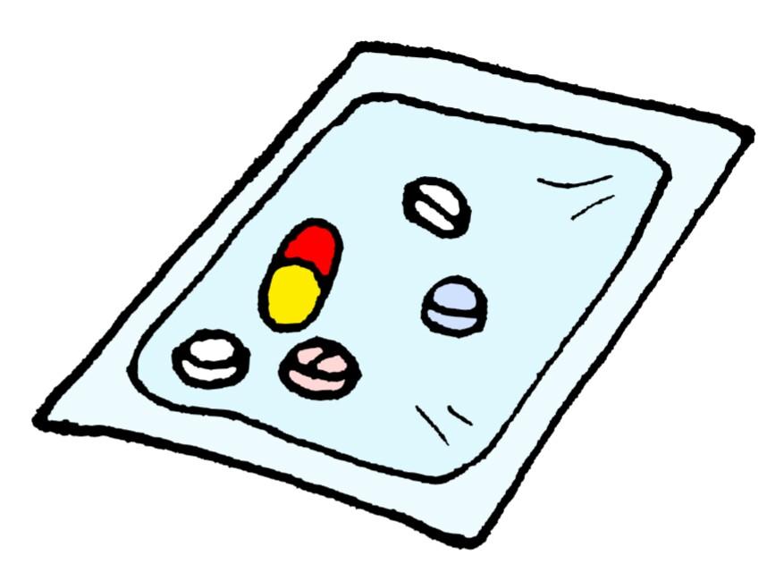 睡眠薬の副作用により一過性前向性健忘に。食べた記憶がない