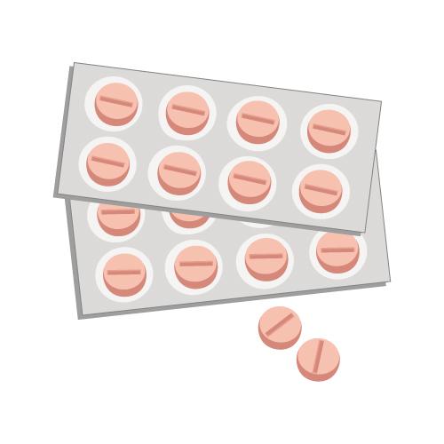 ロキソニンの副作用により逆流性食道炎と胃に炎症が起きる