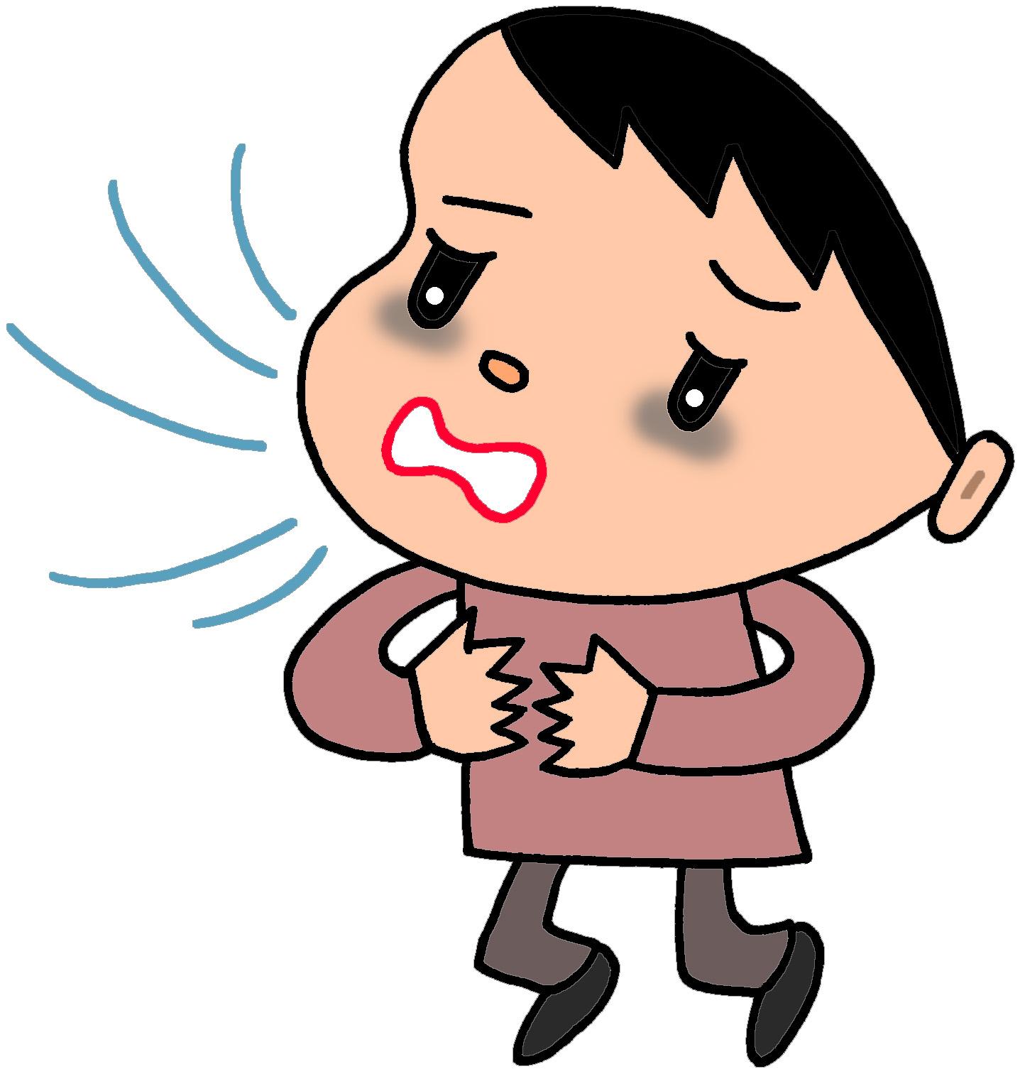 喘息の薬フルティフォームの副作用により呼吸困難に