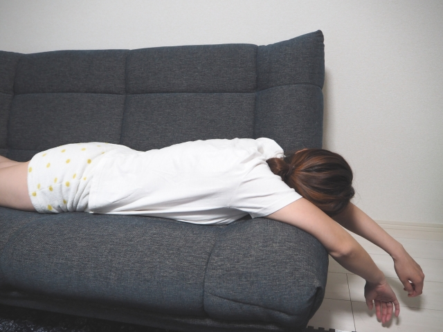 抗精神病薬ジプレキサザイディスの副作用で強い脱力感に襲われる