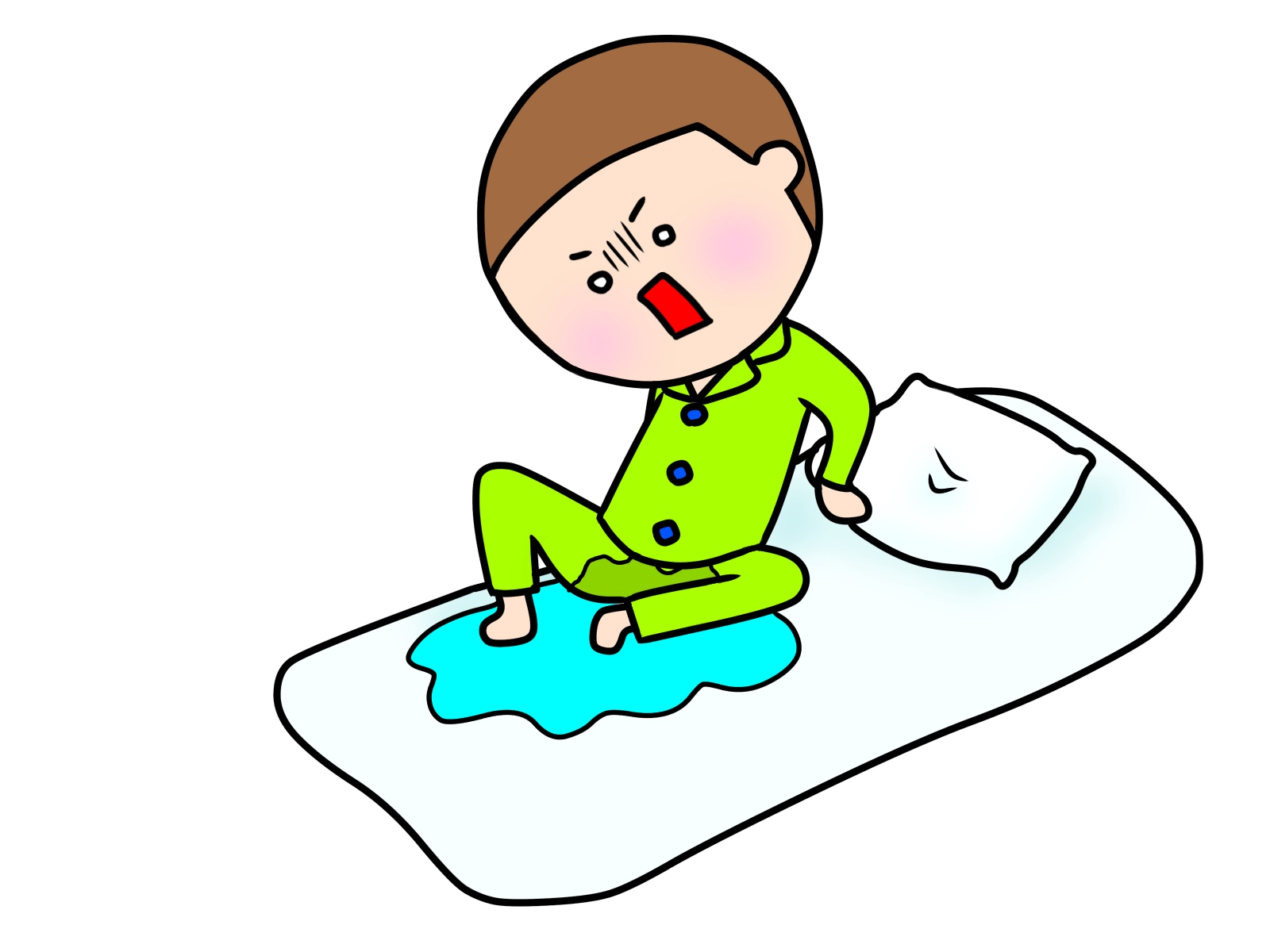 サインバルタ(抗鬱剤)の副作用によりお漏らしが止まらない。オムツを使用